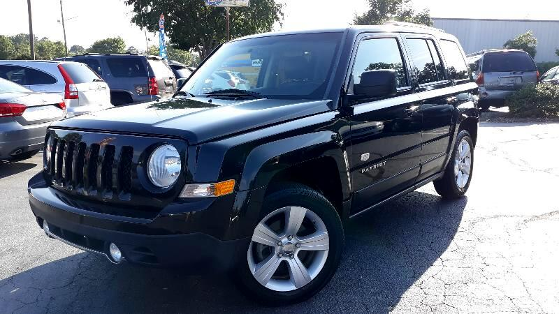 2011 Jeep Patriot Latitude X 2WD