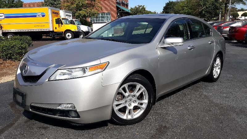 2011 Acura TL 4dr Sdn 2WD Tech