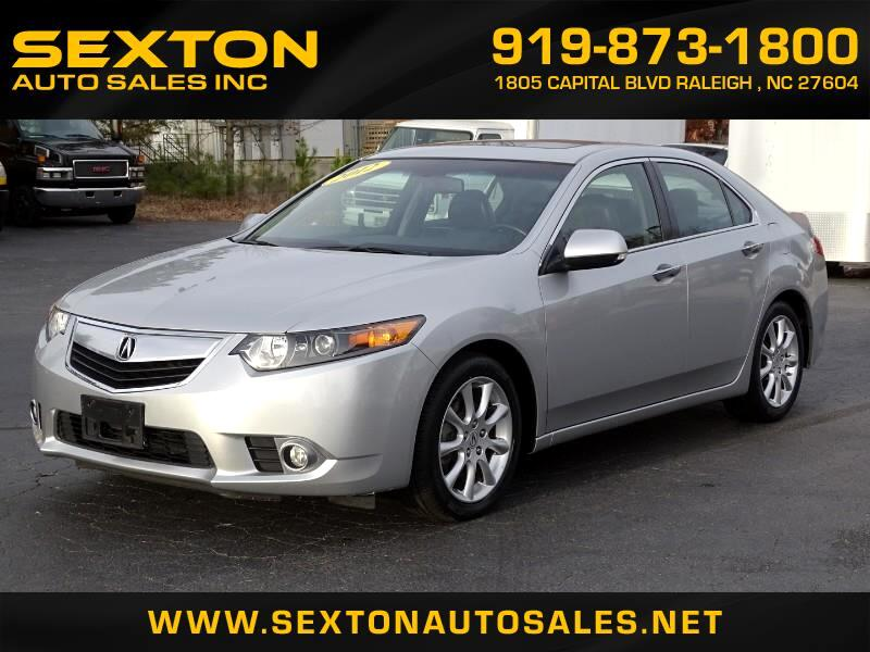 Acura TSX 4dr Sdn AT 2012