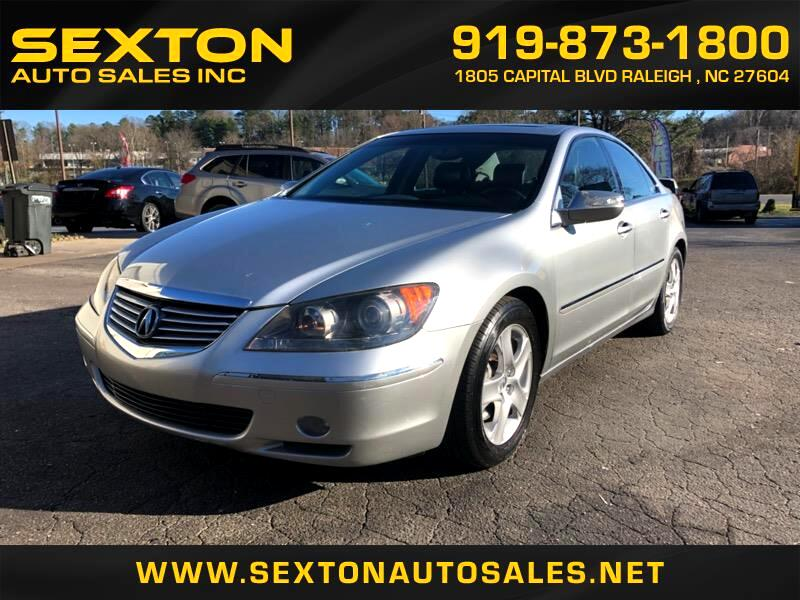 Acura RL Technology Package 2007