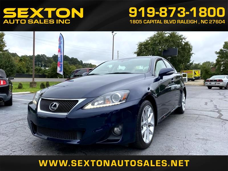 Lexus IS IS 250 AWD 2013