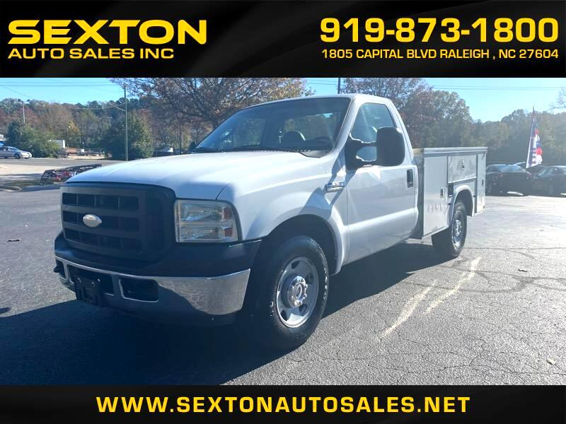 Ford F-250 SD XL 2WD 2007