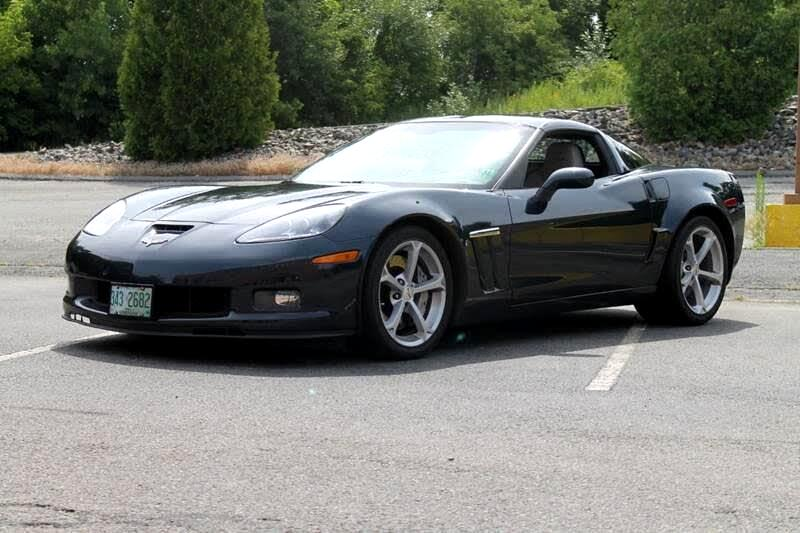 2013 Chevrolet Corvette GS Coupe 2LT
