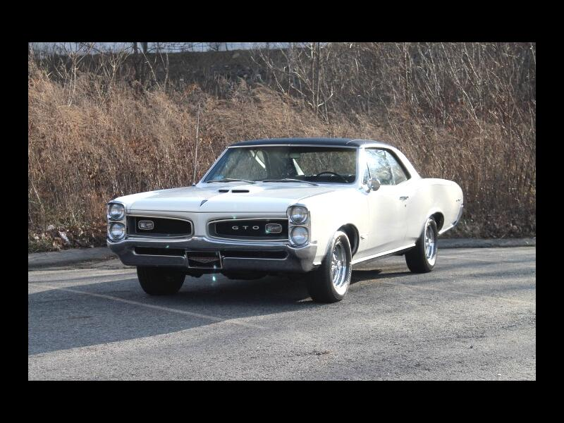 1966 Pontiac GTO 2dr Cpe