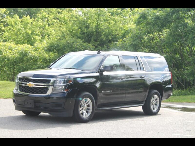 2015 Chevrolet Suburban LS 4WD