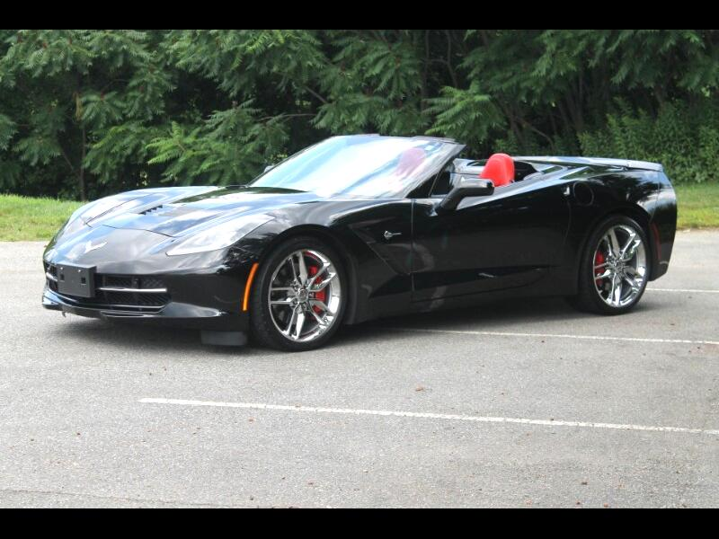 2016 Chevrolet Corvette Z51 3LT Convertible