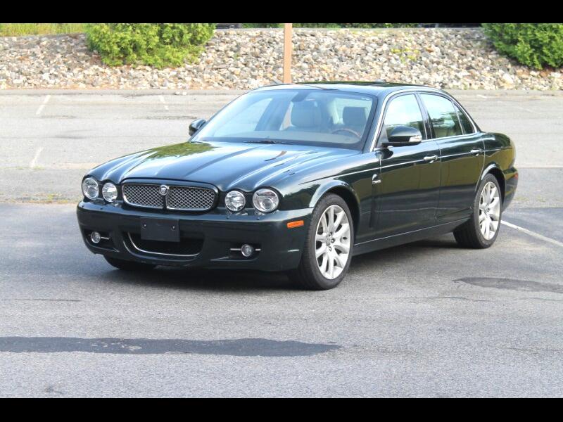 2009 Jaguar XJ-Series XJ8