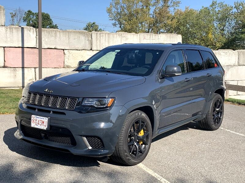 Used 2018 Jeep Grand Cherokee Sold In Methuen Ma 01844 Exotic Car Club Of America