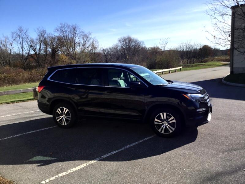 2016 Honda Pilot EX 4WD