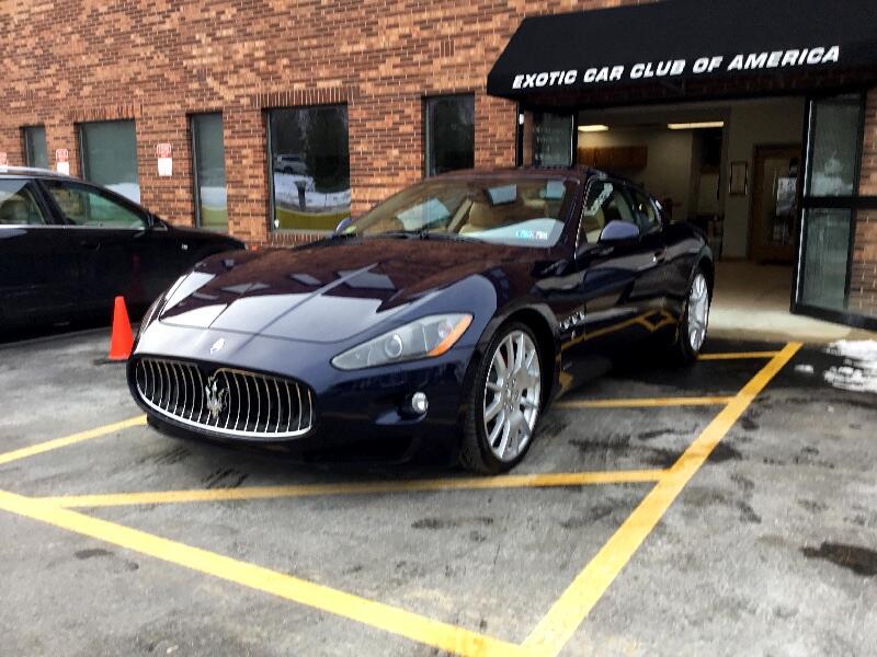 Maserati GranTurismo Coupe 2008