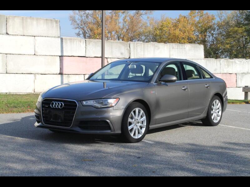 Audi A6 3.0T Premium Plus quattro 2015