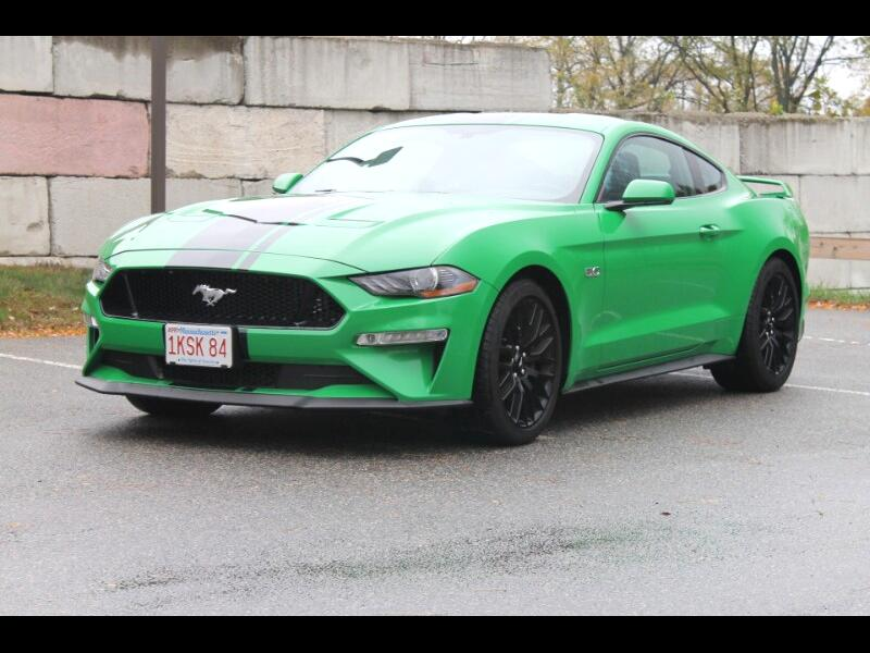 Ford Mustang GT Premium Coupe 2019
