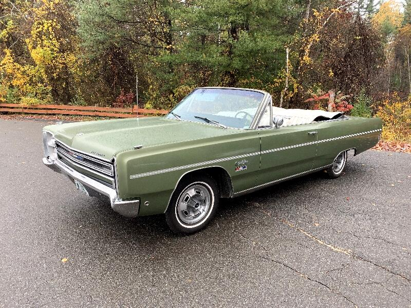 Plymouth Fury  1968