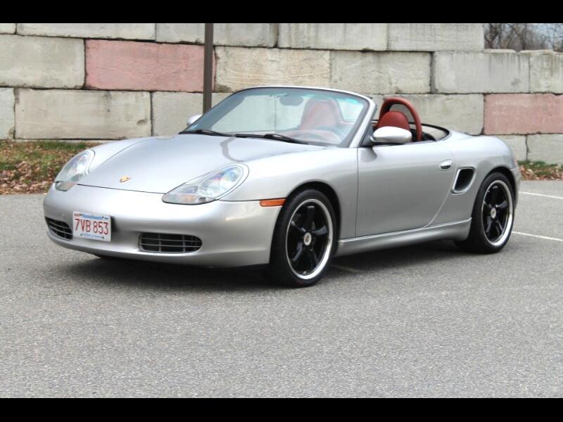Porsche Boxster Base 2000