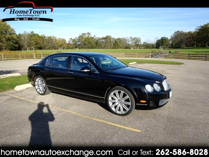 2011 Bentley Continental Flying Spur Mulliner Edition