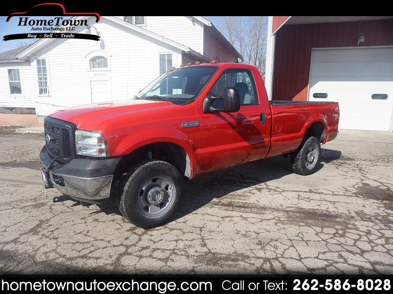 Ford F-250 SD XL 4WD 2006