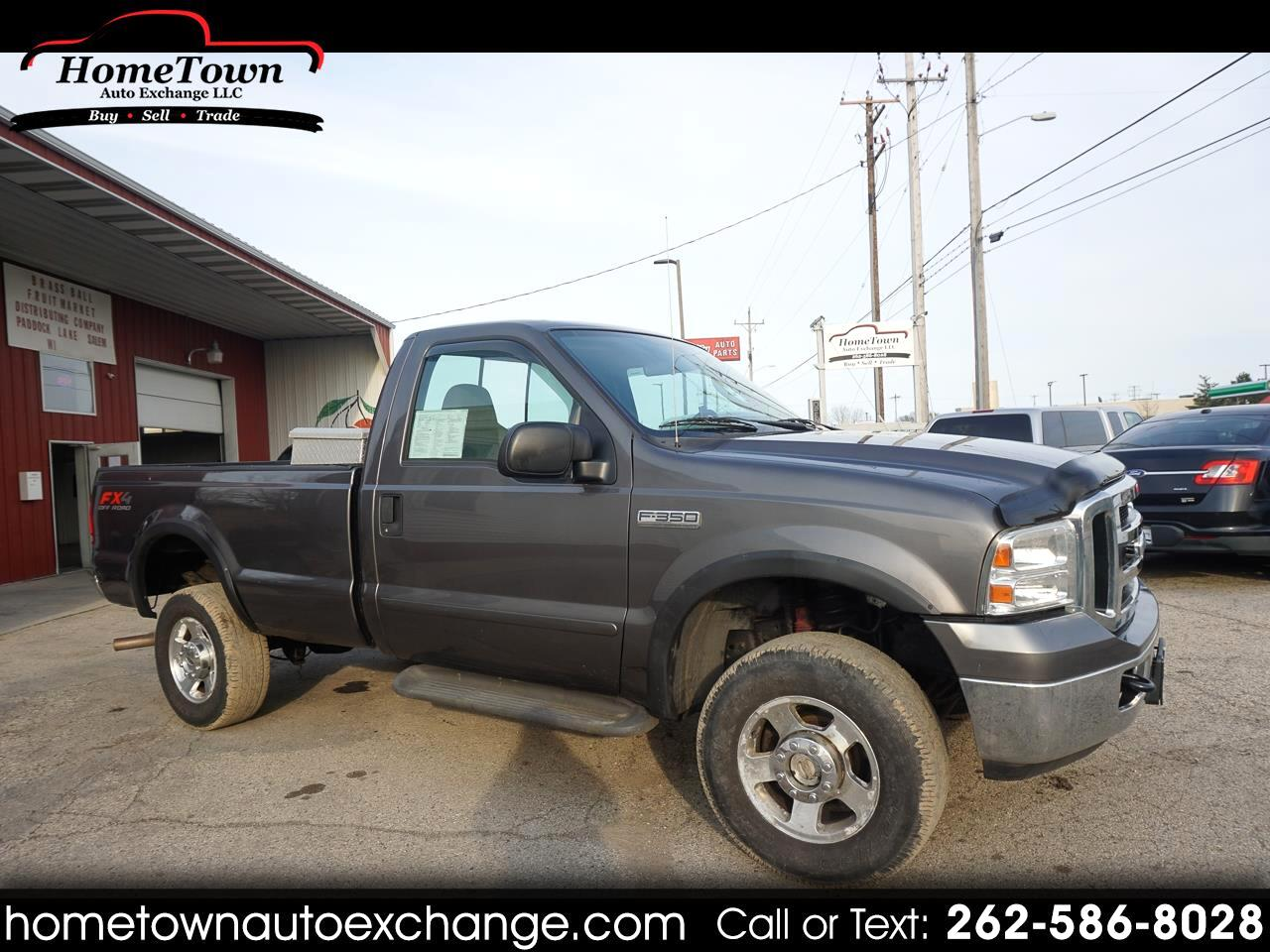Ford F-350 SD XLT 4WD 2005