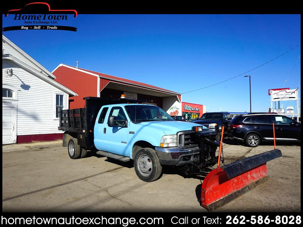 "Ford Super Duty F-450 DRW Super Cab 162"" WB 60"" CA Lariat 4WD 2003"
