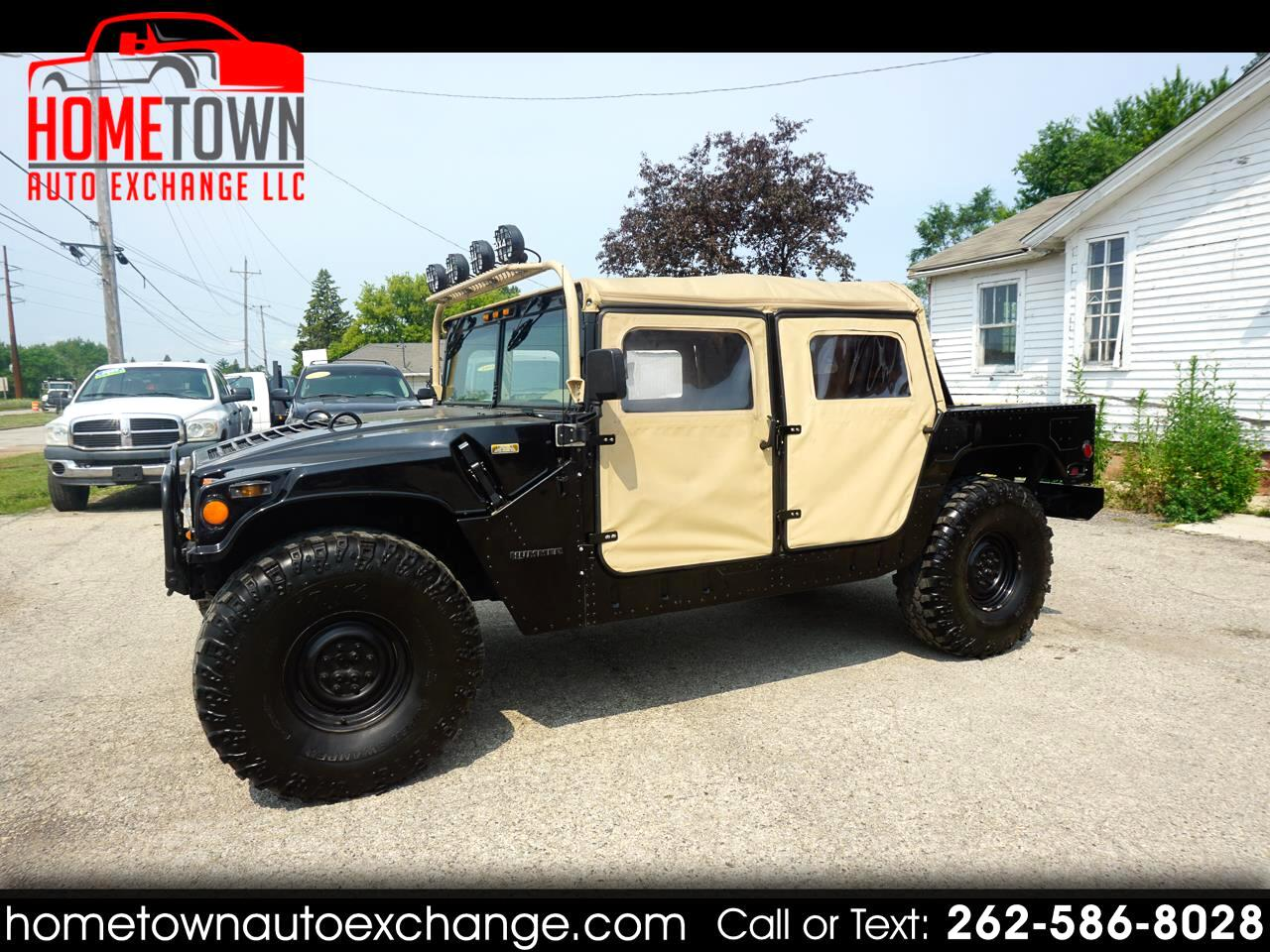 HUMMER H1 Open Top 4WD 1996