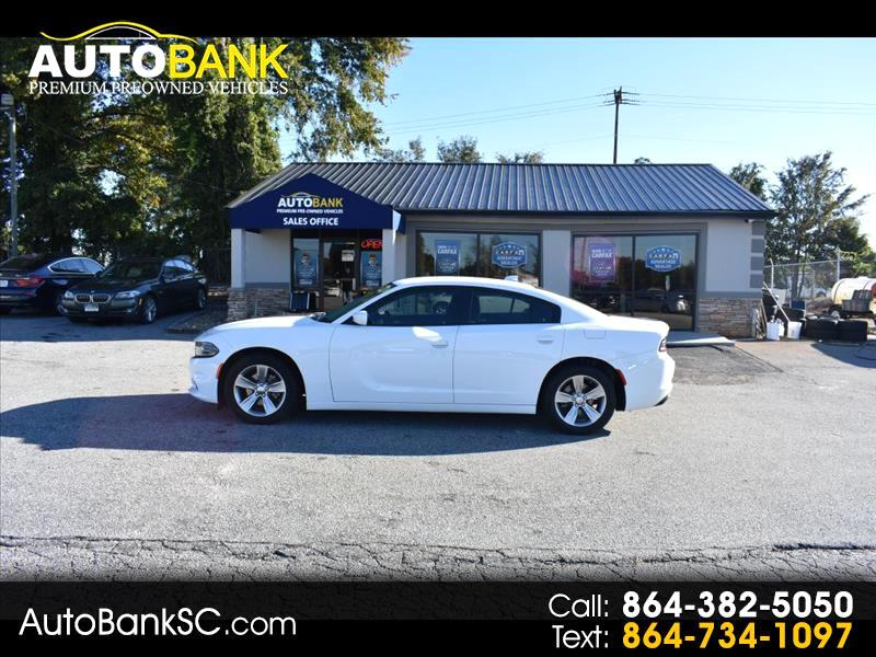 2016 Dodge Charger 4dr Sdn SXT 100th Anniversary RWD *Ltd Avail*