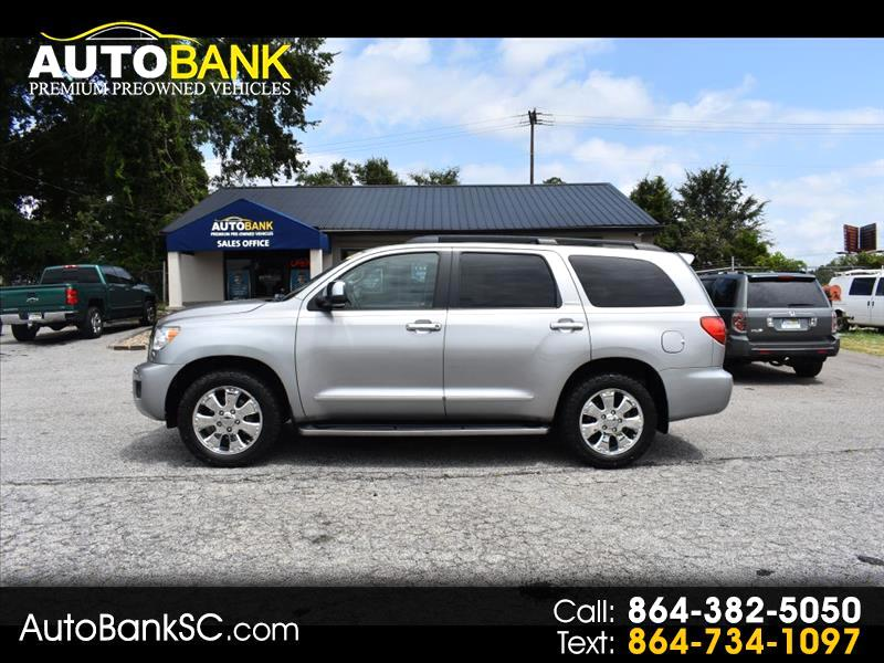2008 Toyota Sequoia 2WD 4dr Limited (Natl)