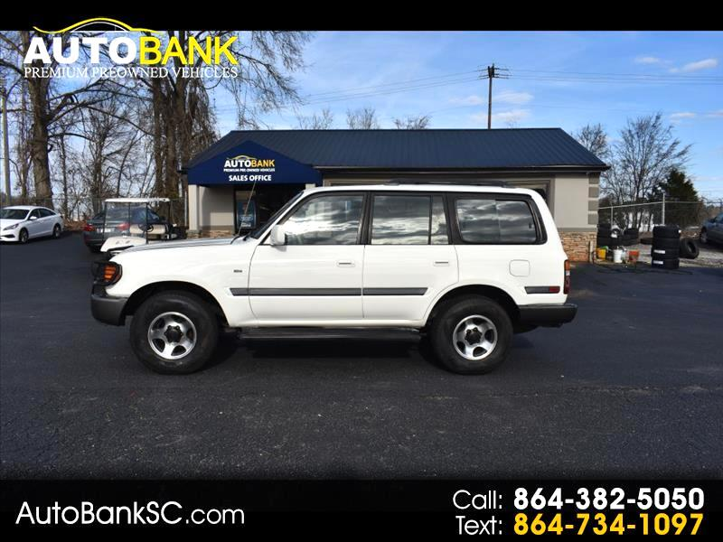 1997 Toyota Land Cruiser 4WD
