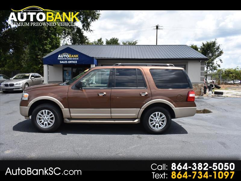 """2012 Ford Expedition 119"""" WB XLT"""