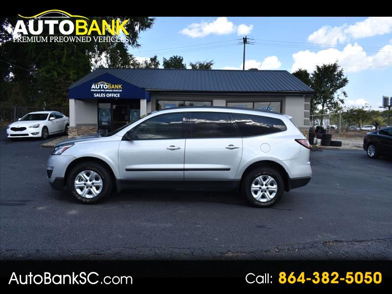Chevrolet Traverse LS FWD 2016