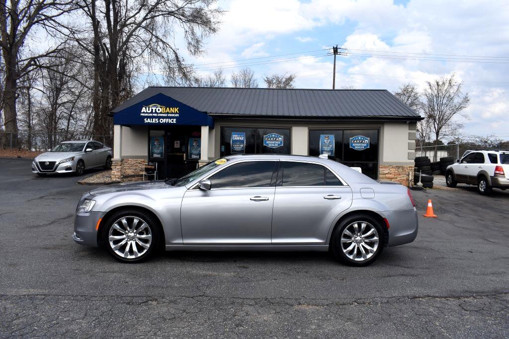 Chrysler 300 300C RWD 2017