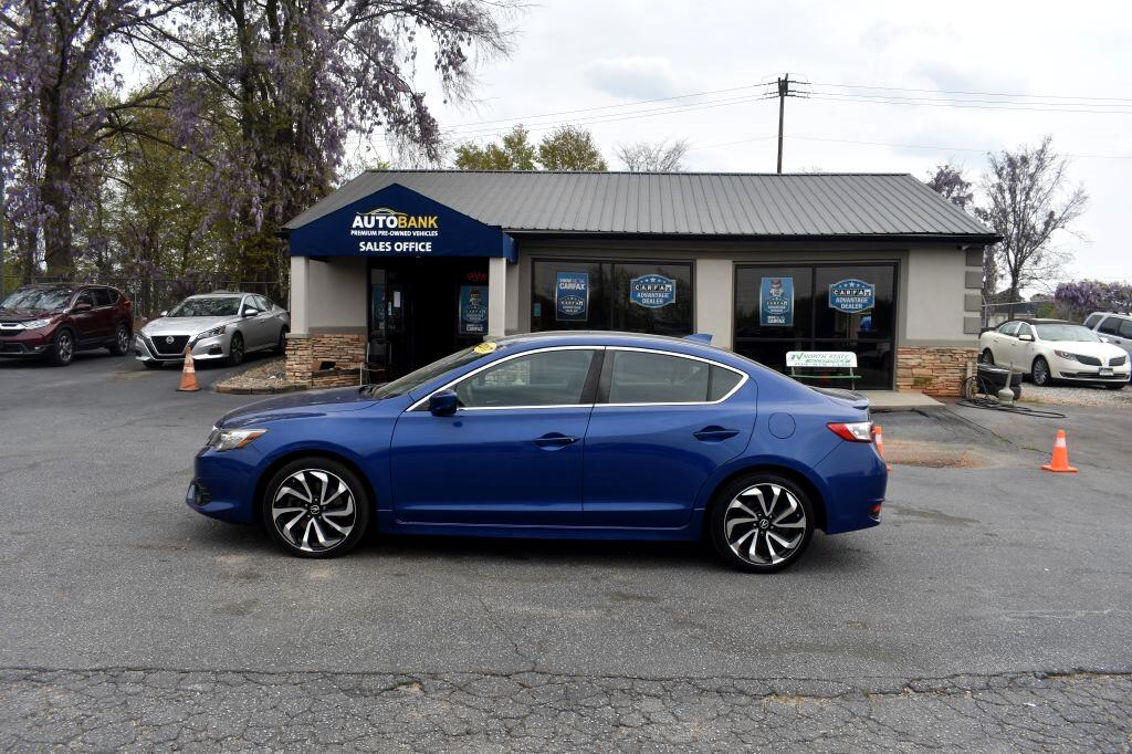 Acura ILX Sedan w/Technology Plus/A-SPEC Pkg 2017