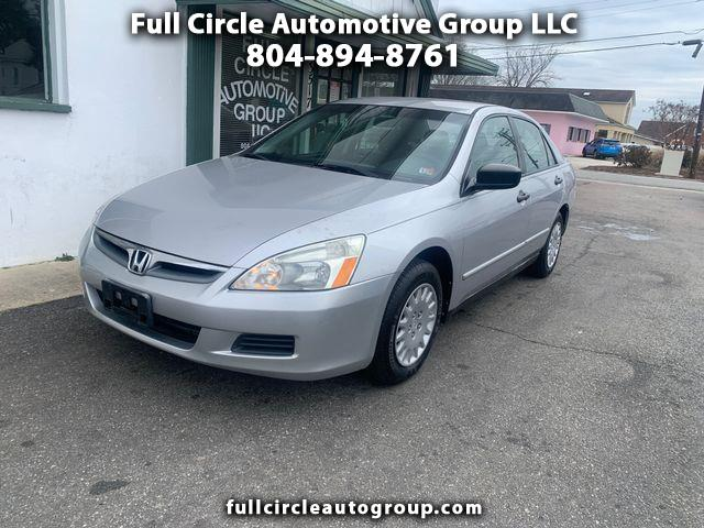 Honda Accord VP Sedan AT 2007