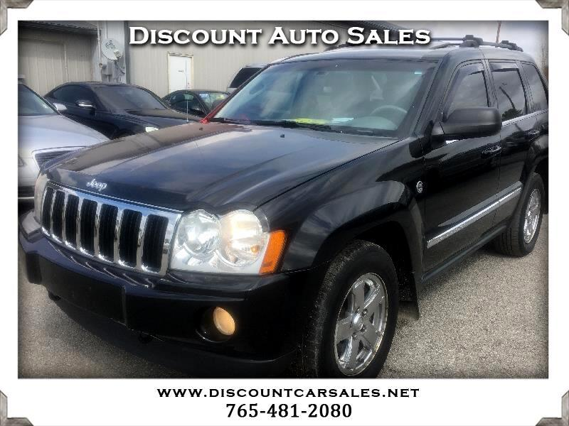 2007 Jeep Grand Cherokee LIMITED 4WD DIESEL **RARE FIND!!**