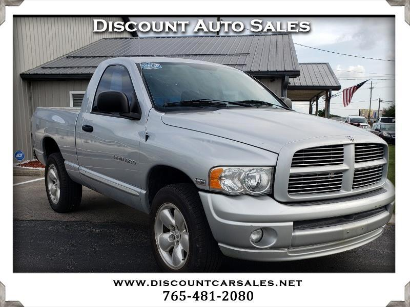 2005 Dodge Ram 1500 SLT REG CAB SHORT BED