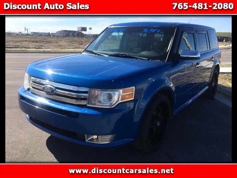 Ford Flex Limited FWD 2011