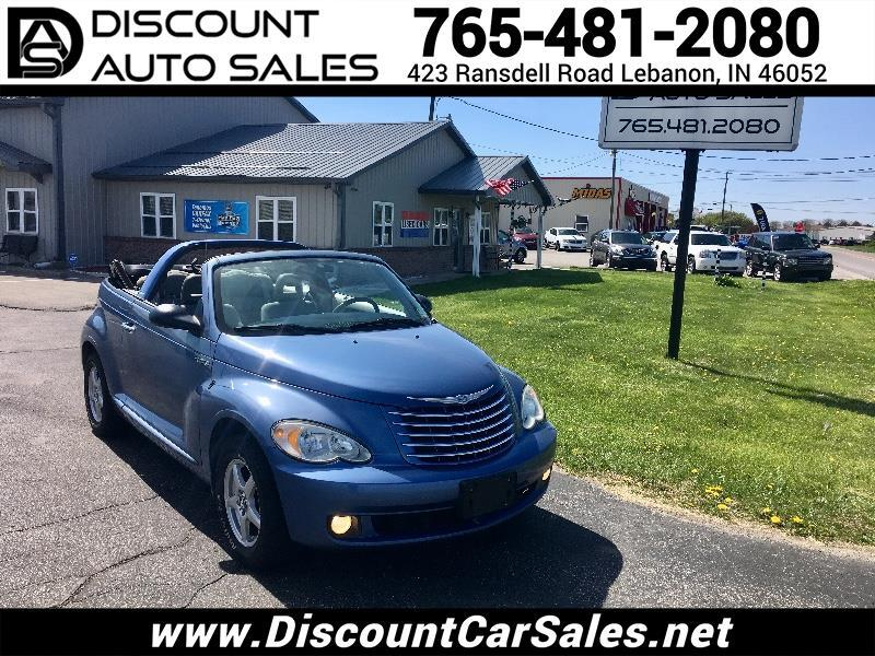 Chrysler PT Cruiser 2dr Conv Touring 2006