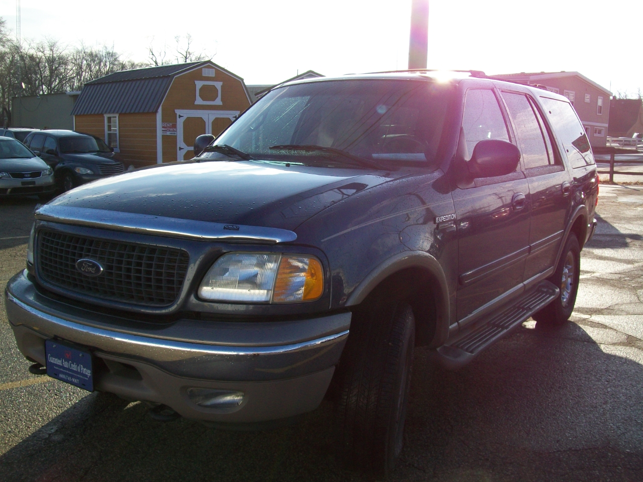 "2002 Ford Expedition 119"" WB Eddie Bauer 4WD"