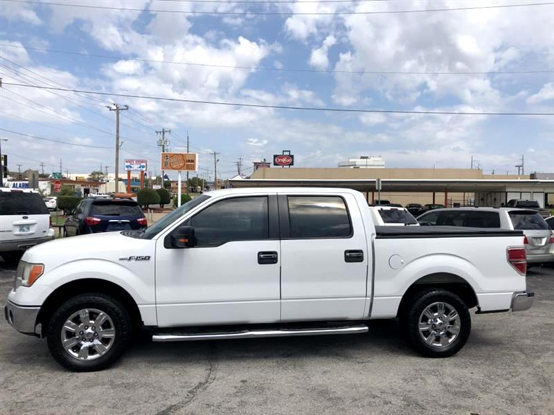 Ford F-150 XL SuperCrew 5.5-ft. Bed 2WD 2010