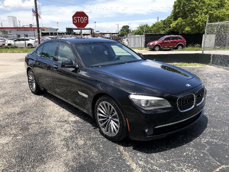 2012 BMW 7-Series 740iL