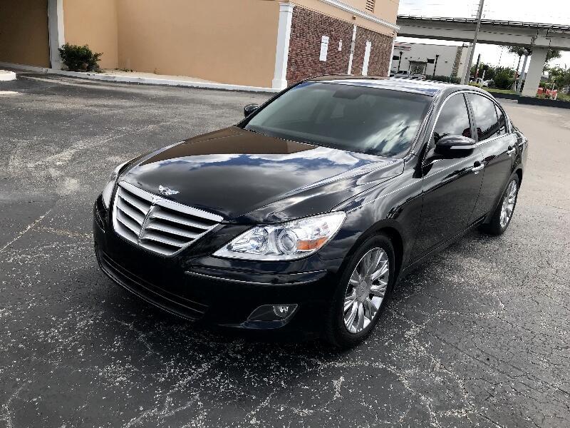Hyundai Genesis 3.8L 2011