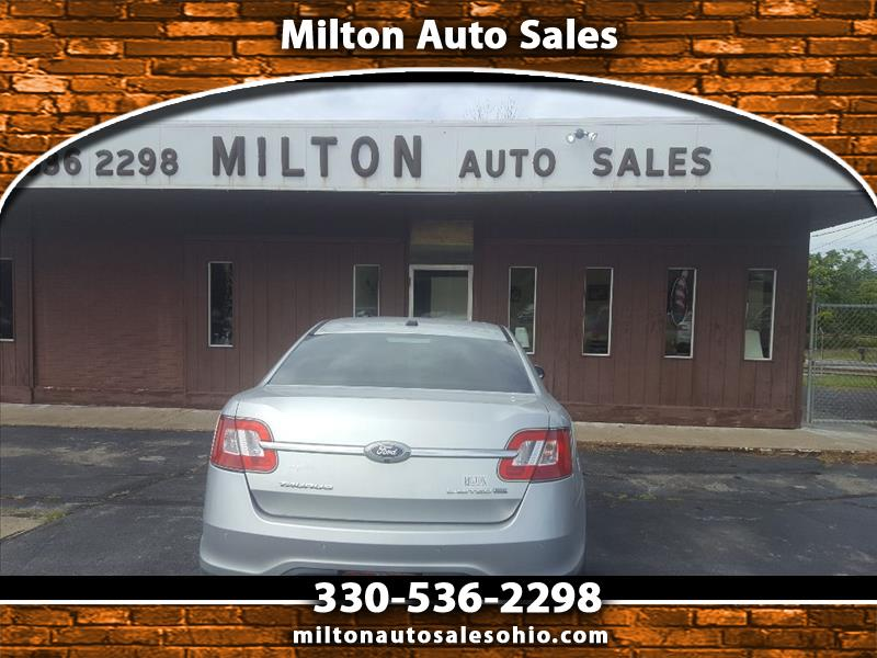 Ford Taurus Limited AWD 2011