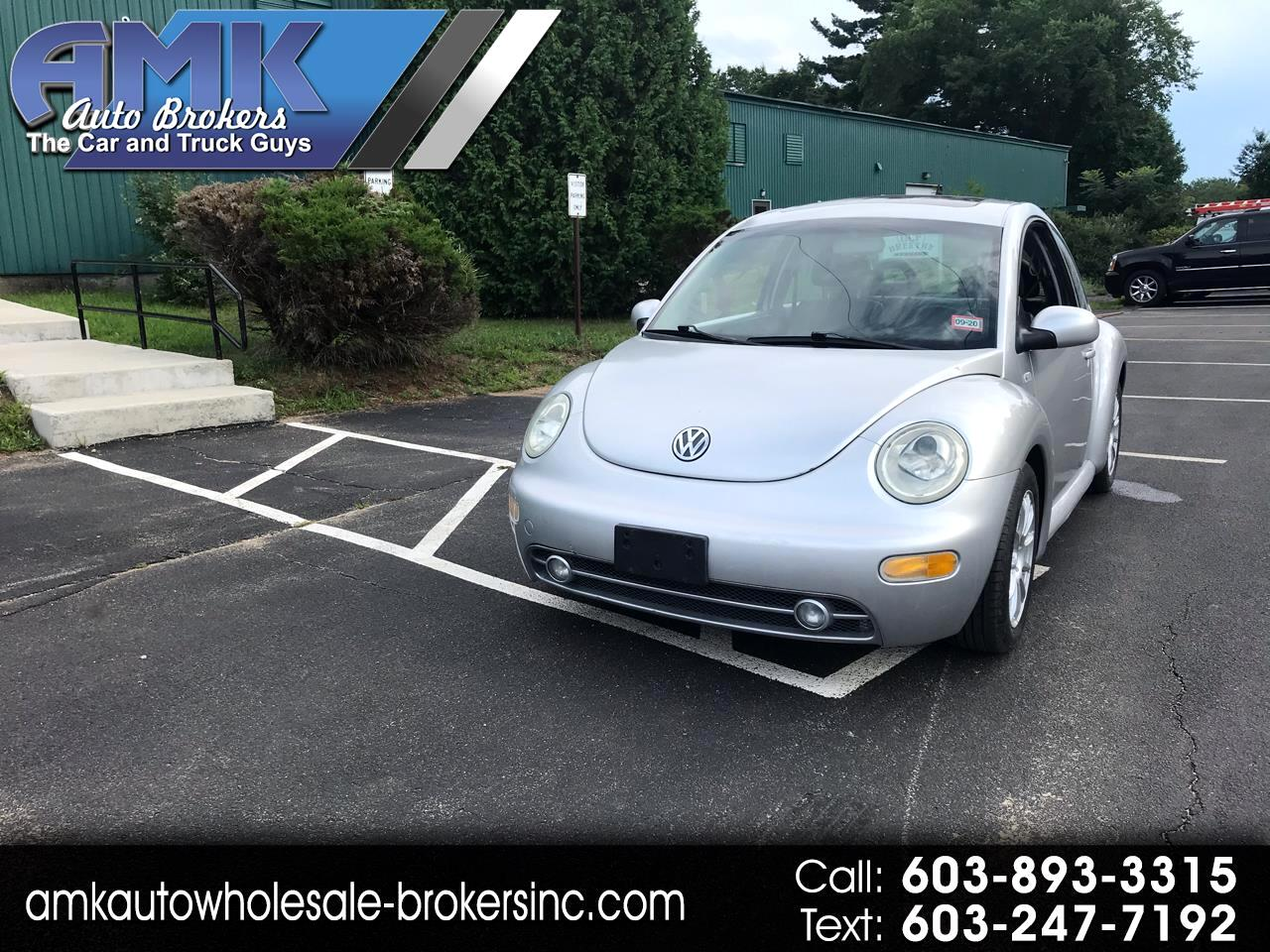 Volkswagen Beetle Coupe 2dr Auto 1.8T 2001