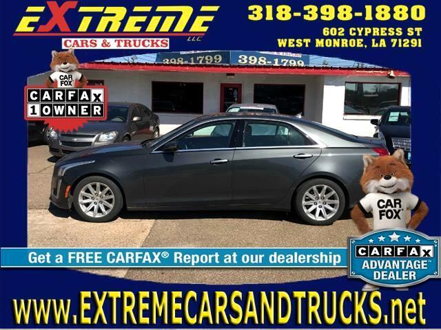 Cadillac CTS 3.6L Luxury RWD 2014