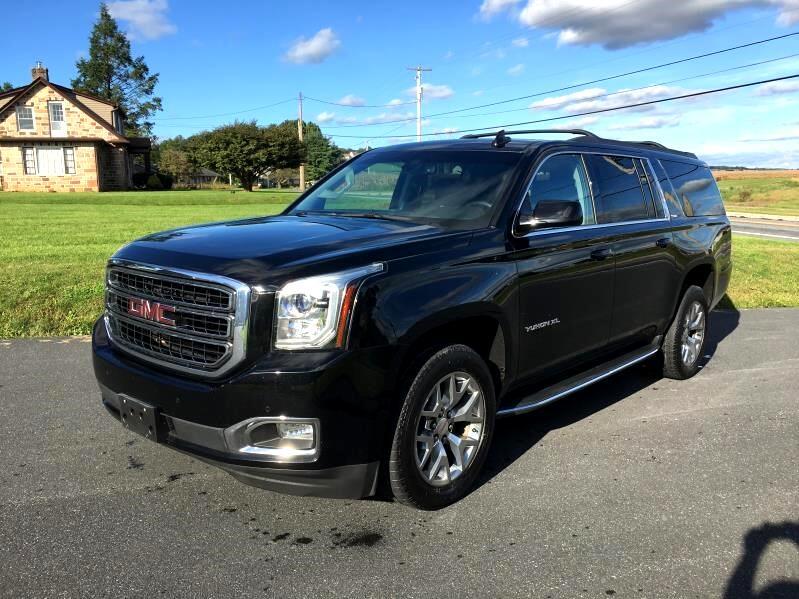 2015 GMC Yukon XL SLE 1/2 Ton 4WD