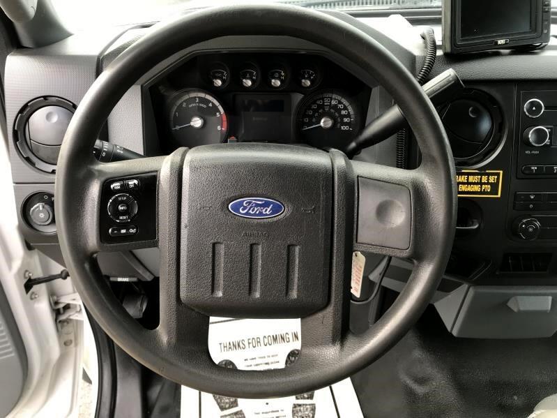 2011 Ford F-450 SD Regular Cab DRW 2WD