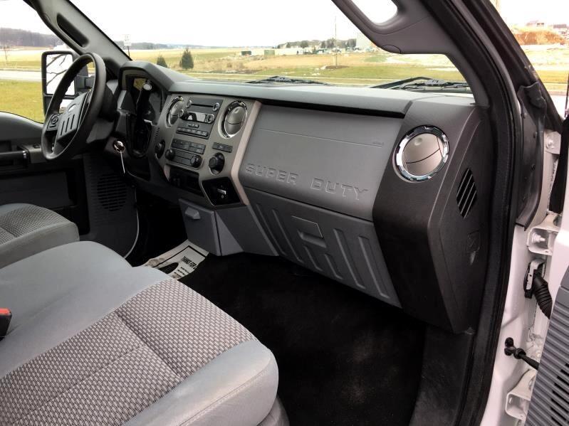 2016 Ford F-250 SD XLT Crew Cab 4WD