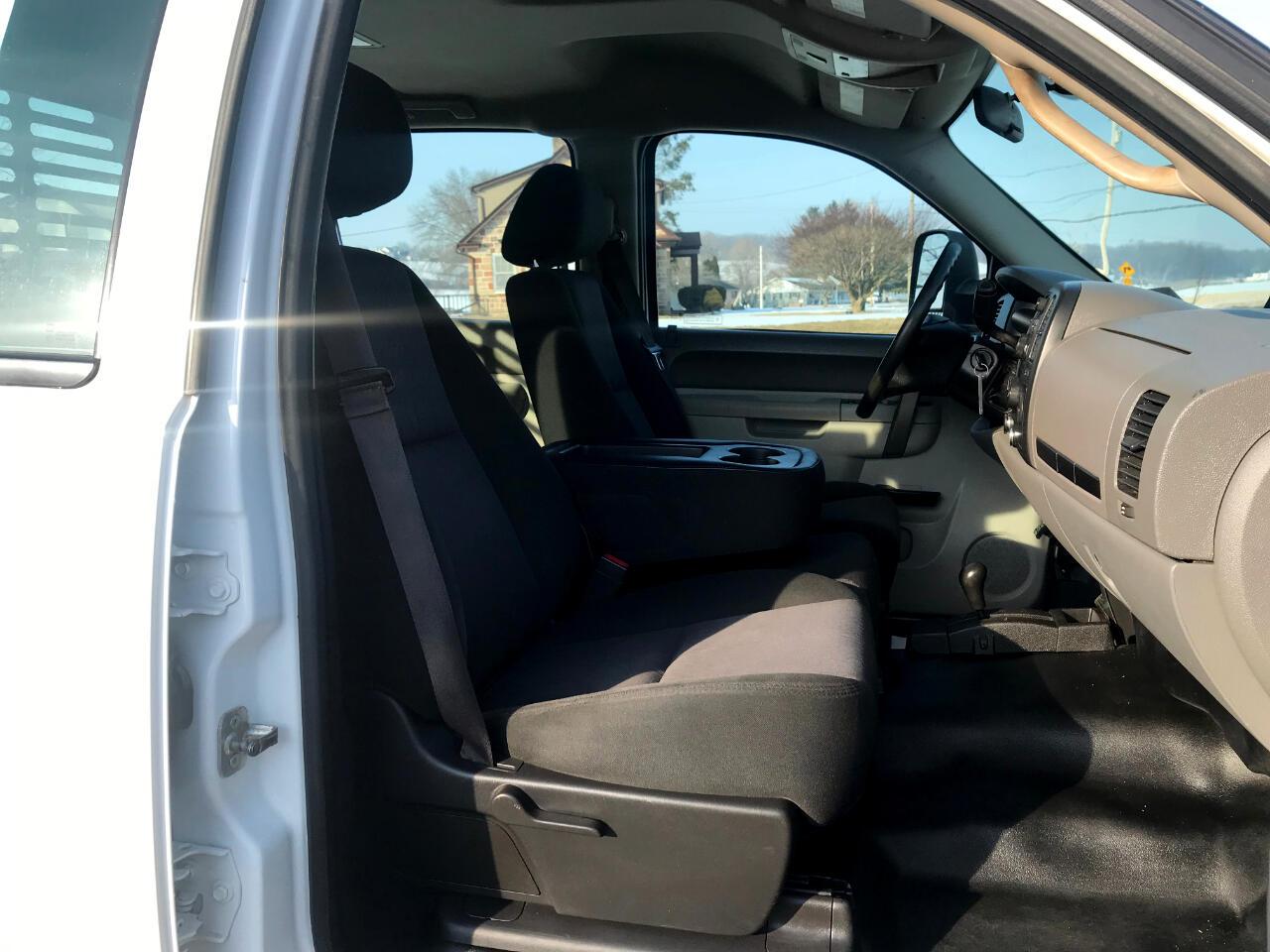 2014 Chevrolet Silverado 3500HD Work Truck Crew Cab 4WD