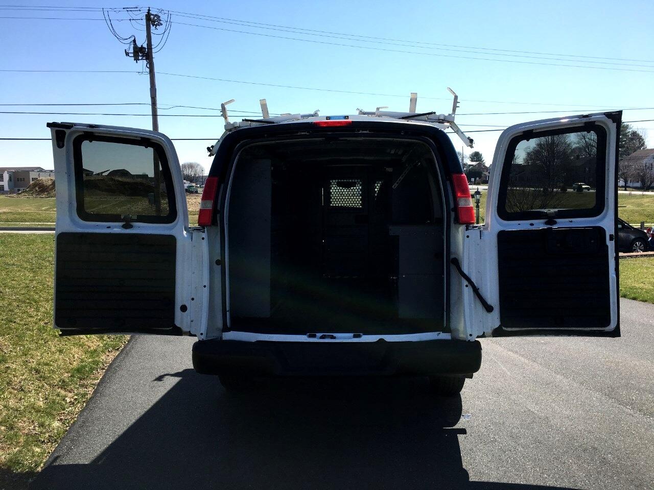 2014 Chevrolet Express 2500 Cargo