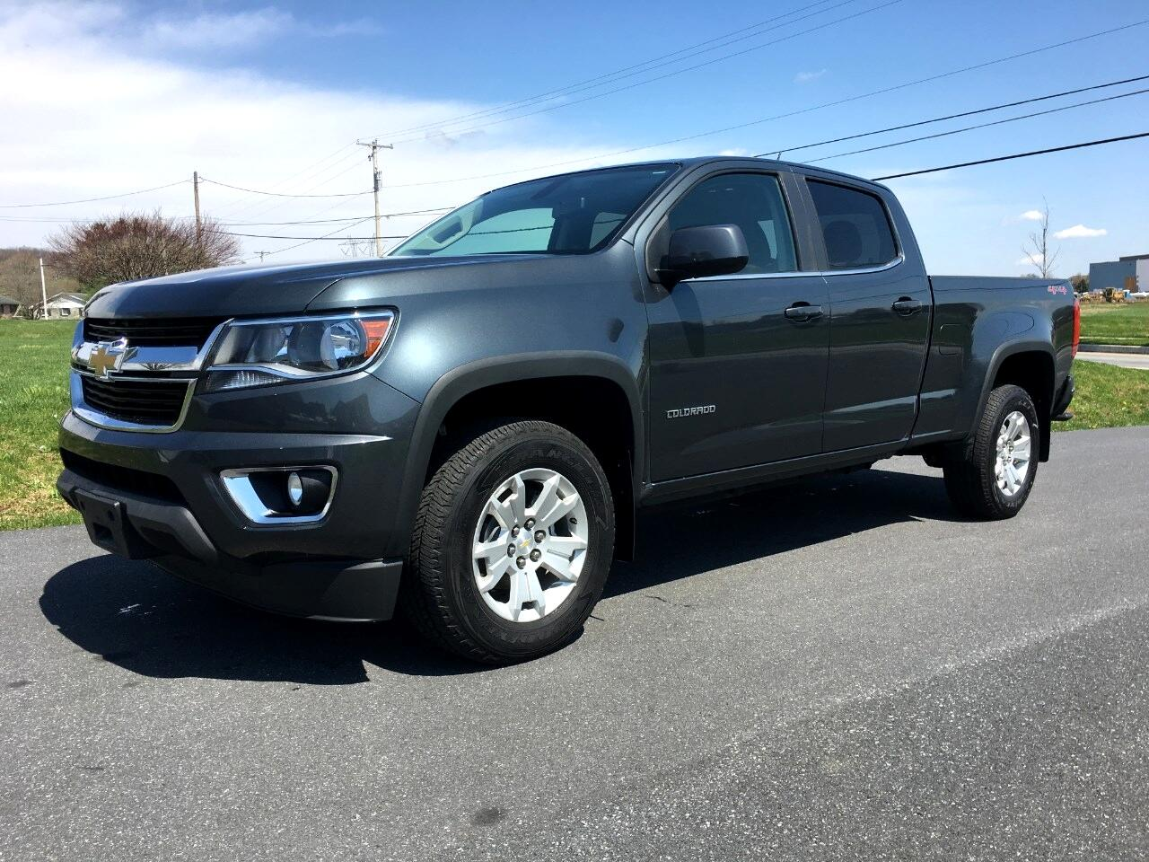 2015 Chevrolet Colorado LT1 Crew Cab 4WD