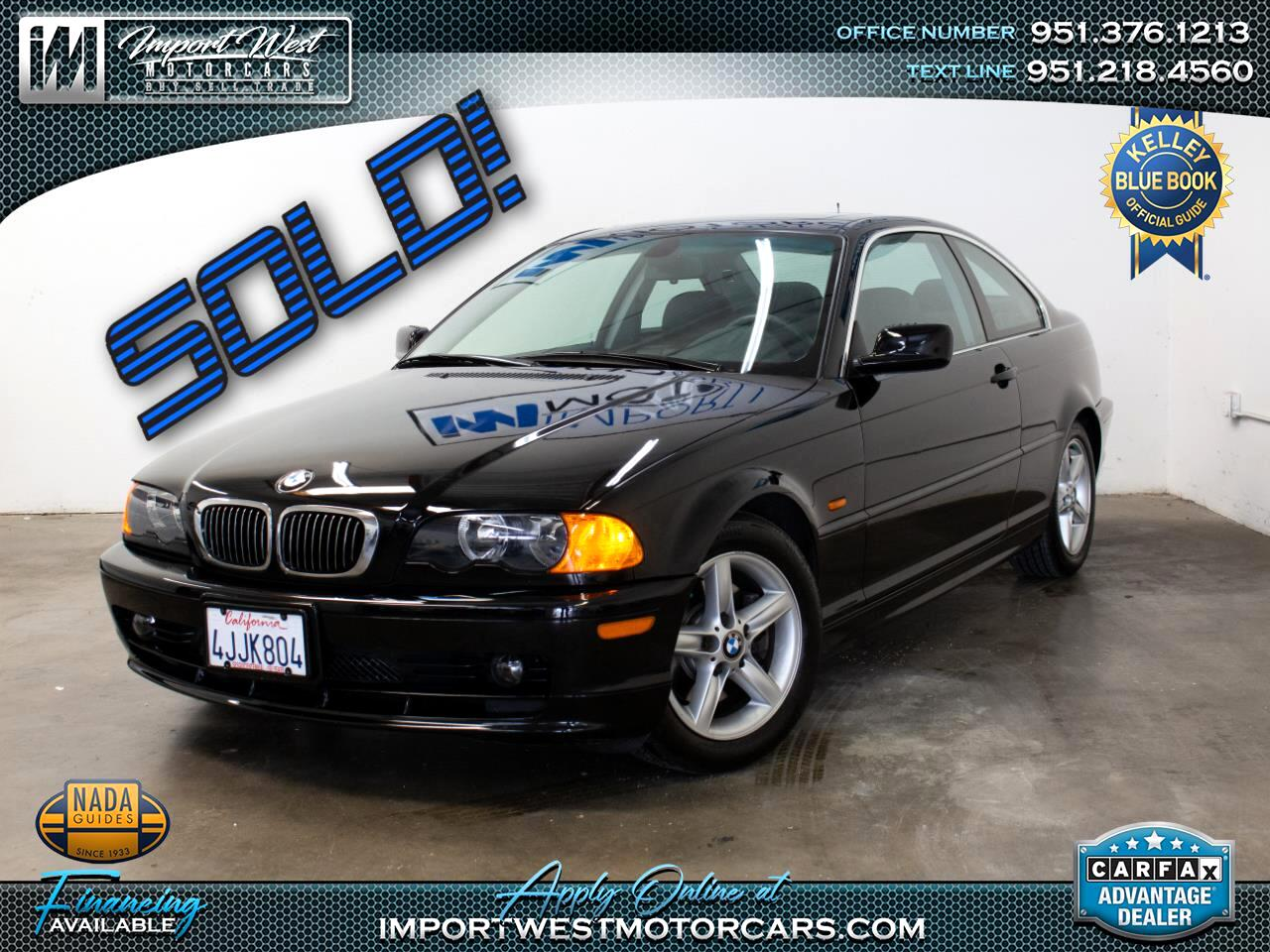 BMW 3-Series 328Ci 2000