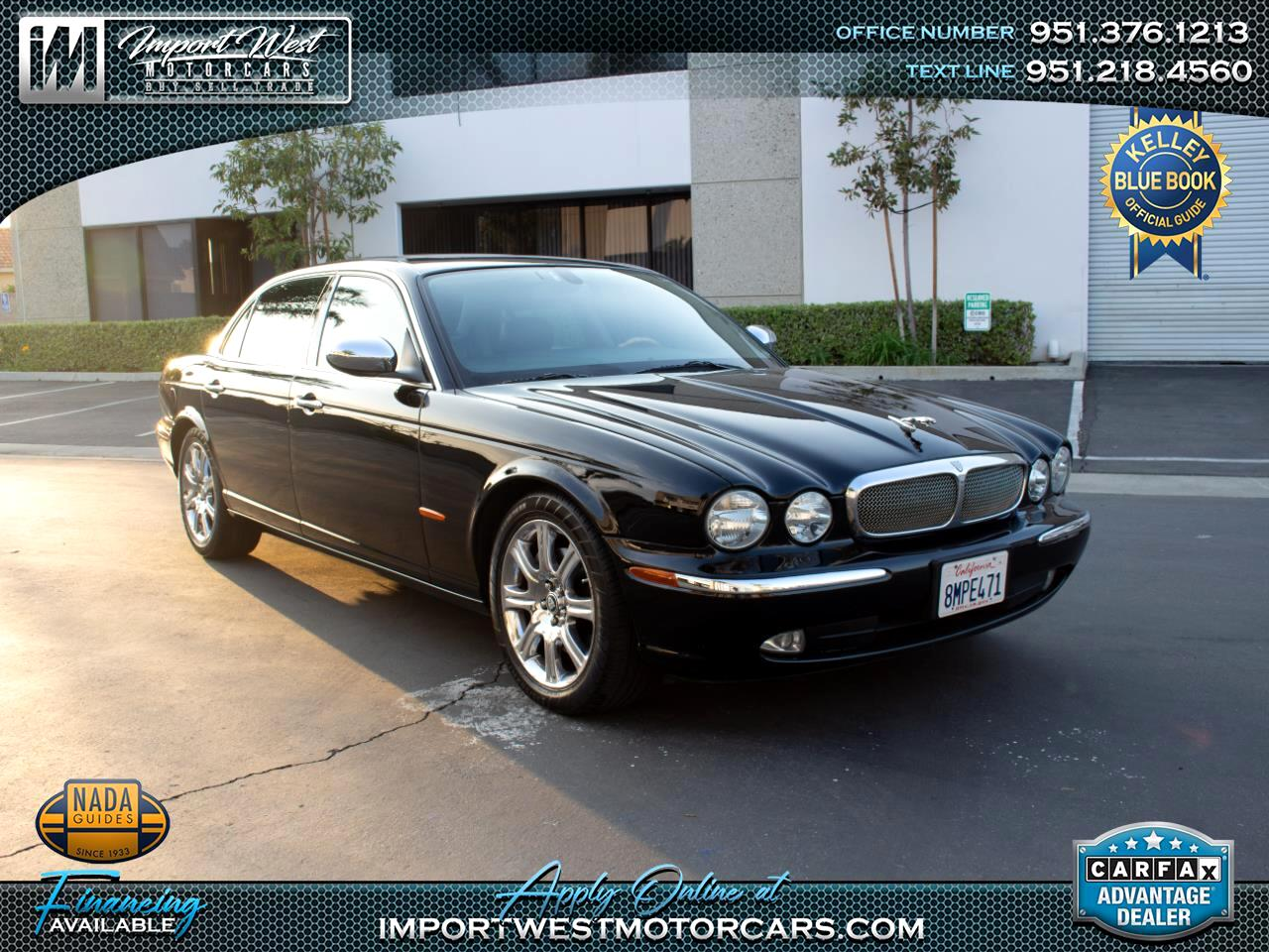 Jaguar XJ-Series XJ8L 2005
